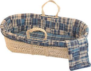 how to make a moses basket mattress