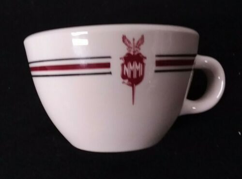 vtg NEW MEXICO MILITARY INSTITUTE ACADEMY MESS HALL SHENANGO CHINA COFFEE CUP