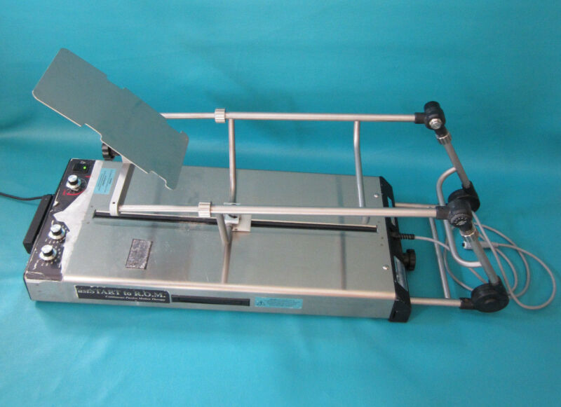 VQ OrthoCare 326-2-1 Fast Start to R.O.M / Knee CPM Machine