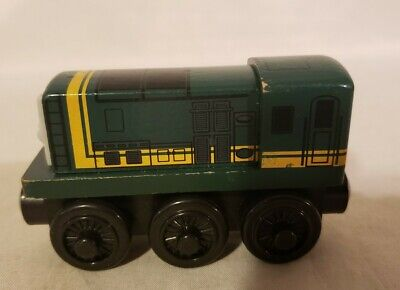 Thomas Wooden Railway Paxton Diesel Train good used condition ps
