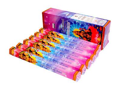 Ароматизированные палочки, благовони Sri Lakshmi Incense