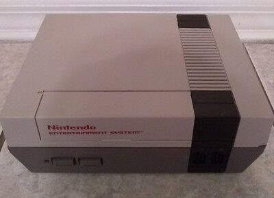 Nintendo Entertainment System NES Replacement Console Only Works With New 72 Pin
