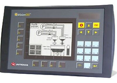 Unitronics V280-18-b20b Plc Hmi Nib