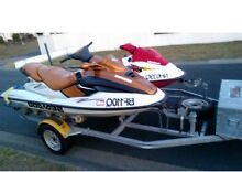 2 x seadoo jet skis  for sale Heritage Park Logan Area Preview
