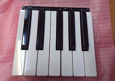 Korg PA600 X50 PA500 PA300  Octave Key SET  ( 7xWhite  5xBlack Keys ), usado comprar usado  Enviando para Brazil