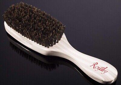 Royalty Wave Brush King  # 709 Medium BRAND NEW 360 waves Torino Pro -