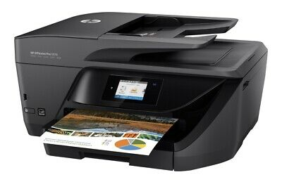 HP Officejet Pro 6978 All-in-One Color Ink-jet - Multifunction printer