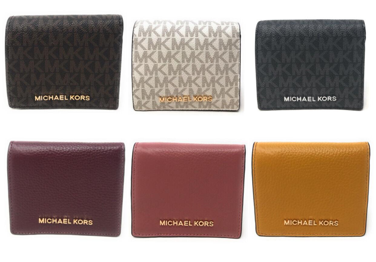 michael-kors-jet-set-travel-medium-carryall-card-case-wallet-leather-credit-card