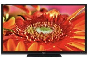 Sharp LED  Aquos 3D smart 80 inch tv