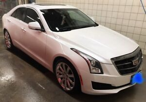 2017 Cadillac ATS Luxury 2.0T - Lease Takeover