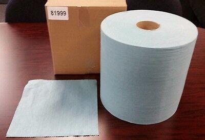Du-pont Blue Sontara Roll 11.5 X 12 Blue 1000 Sheetscs.