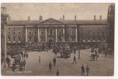 Trinity College Dublin Ireland 1933 Postcard 812b