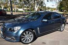 2013 Holden Calais V  MY14 Blue 6 Speed Sports Automatic Sedan Birdwood Adelaide Hills Preview