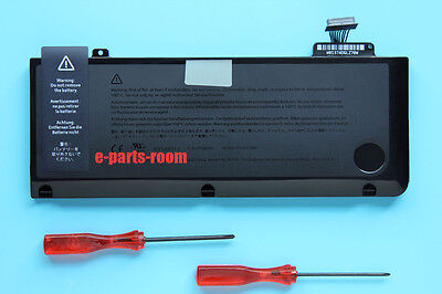 "Genuine A1322 Battery For Apple Macbook Pro 13"" A1278 Mid 2009/2010/2011/2012"