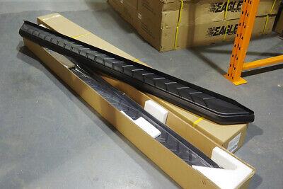 D23 M243 Nissan Navara NP300 Polished Aluminium Side Steps Running Boards 2016