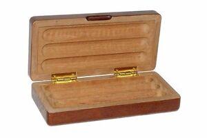 Exklusives Zigarren Etui aus Massiv-Holz für 3 Zigarren und Magnetverschluss - <span itemprop=availableAtOrFrom>Wien, Österreich</span> - Sie haben ein uneingeschränktes Rückgaberecht bezüglich der erhaltenen Ware innerhalb einer Frist von 14 Tagen seit Erhalt des Paketes von der Firma A.M.P. Consulting GmbH. Dieses uneingesch - Wien, Österreich
