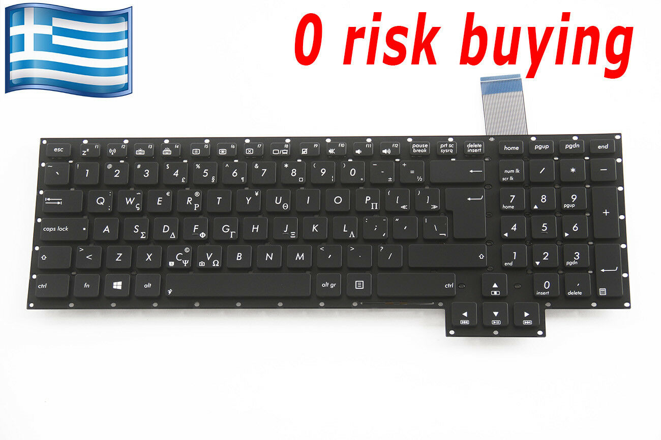 Genuine New Asus G750J G750JM G750JH G750JS G750JW G750JX Keyboard Backlit US