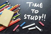 Math Tutoring for grades 6 to 11