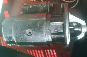 Ford XT 1968 Starter Motor suit 6 cylinder Ford & Manual Mandogalup Kwinana Area Preview