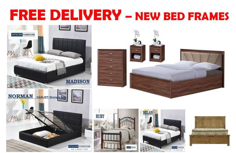 Bed Frame Brisbane Queen - Bed Frame Ideas