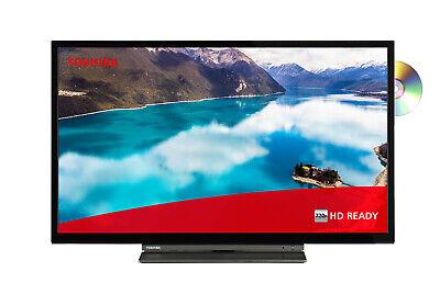 Toshiba 32WD3A63DA 32 Zoll Fernseher HD TV SmartTV Triple-Tuner DVD Player WLAN
