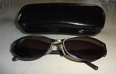 Women's Chanel Sunglasses Model 4166 Color 373/73 Floral Design Eyewear