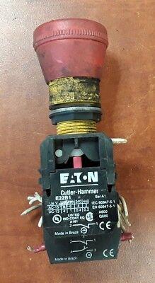 Eaton Culter-hammer E22b1 With E-stop Push Button