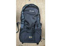 Berghaus Jalan 70+15L Backpack - Travel Rucksack - Wheeler - Detachable Daysack- £160 RRP !
