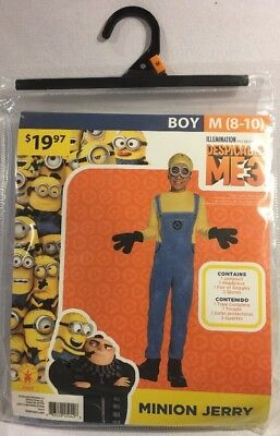Rubie's Despicable Me 3 Minion Jerry Boy's Costume Size Medium - Jerry Costume