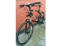 GT Avalange 3.0 hybrid large bike double tektro hydro disc brakes