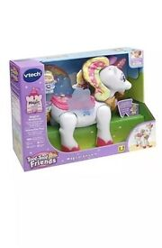 Toot toot unicorn