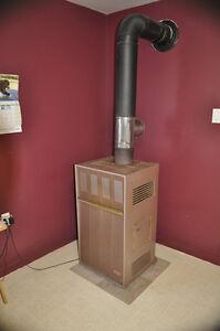 Fournaise à l'huile COLEMAN oil Burning Heater 45 400 BTU