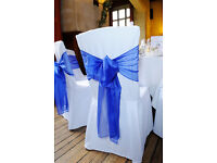 CHAIR COVER FOR SALE - 79P EACH TO BUY PLUS POSTAGE