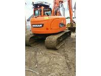 Cru Contractors, groundworks, plant hire, digger hire