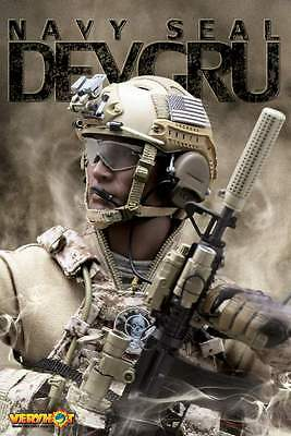 1022 1/6 Scale Very Hot NAVY SEAL DEVGRU Box Set TOYS (S) on Rummage