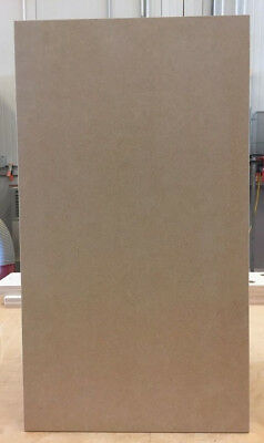 Contemporary, cut to size, MDF replacement flat panel cabinet door drawer fronts