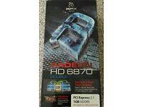 Radeon XFX HD 6870 Dual Fan