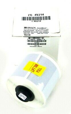 Brady 2 X 31 Silver White Reflective Tape For Handimark Label Maker 42063