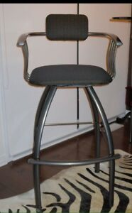 AMISCO Counter Chairs (4)
