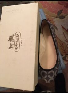 Authentic New Condition Coach Flats