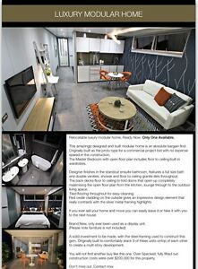 LUXURY MODULAR HOME FOR SALE Nundah Brisbane North East Preview