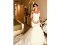 Enzoani Kennedy designer Wedding Dress