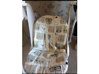 Graco baby swing reclines 3-1