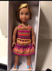 American Girl Lea Clark Mini Doll