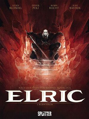 ELRIC 1 + 2 + 3  Splitter Verlag