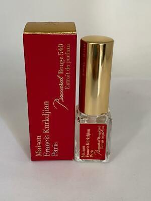Maison Francis Kurkdjian Baccarat Rouge 540 Extrait de Parfum 5ml Travel Spray