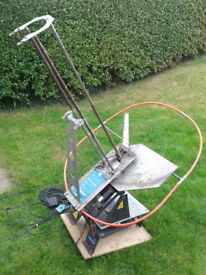 Acorn Clay Pigeon Trap & turntable base