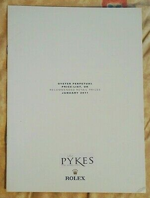 Rolex Oyster Perpetual Price List 2011 A4 Submariner Deepsea Yacht Master etc