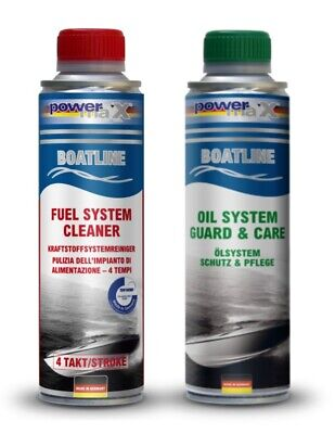 Boat-Line Fuel System + Oil System Guard Care 4-Stroke/Diesel - Made in Germany