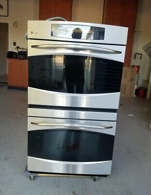 GE Profile 30in Built In Double Convection/Thermal Wall Oven - P T956S M2SS